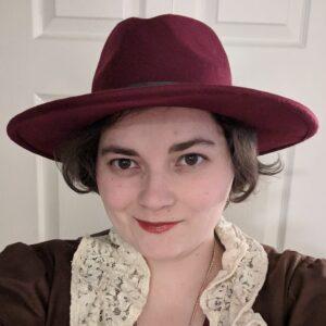 A headshot of Stephanie Gildart